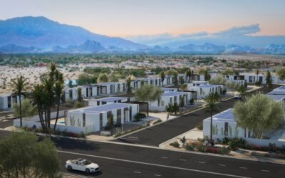 3D Printed Zero Net Energy Homes Planned for Rancho Mirage