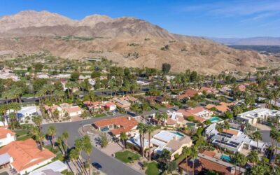 The Latest Intel on Existing Residential Real Estate in Greater Palm Springs