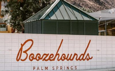 Pet-Friendly Café and Bar Boozehounds to Open in Palm Springs