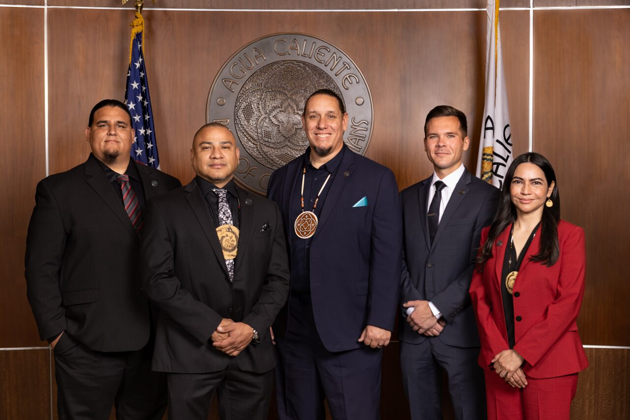 Agua Caliente Band of Cahuilla Indians Announces Tribal Council Election Results