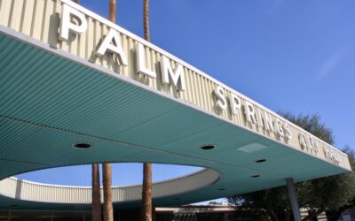 Palm Springs City Hall and Other City Facilities to Re-Open to the Public on June 1