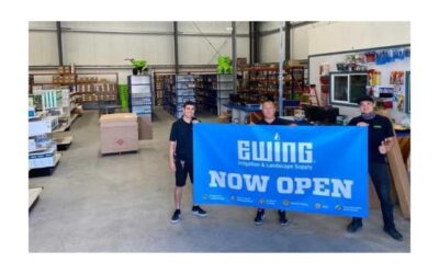 Ewing Irrigation & Landscape Supply Opens New Location