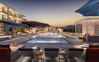 Luxury Thompson Hotel to Replace Former Andaz in Palm Springs