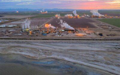 GM to Source U.S.-Based Lithium for Next-Generation EV Batteries Near the Salton Sea