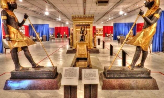 Museum of Ancient Wonders to Host Virtual Reality Escape Game Set in Ancient Egypt