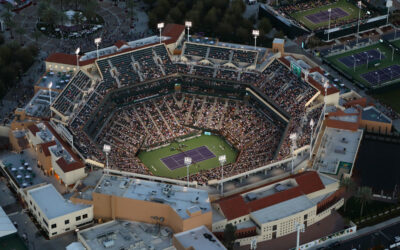 The Business Side of the BNP Paribas Open