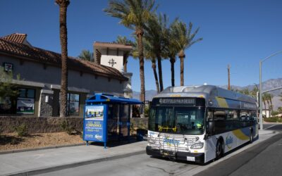 SunLine Celebrates National Hydrogen Day with New Hydrogen Fuel Cell Buses and Advancing Hydrogen Projects