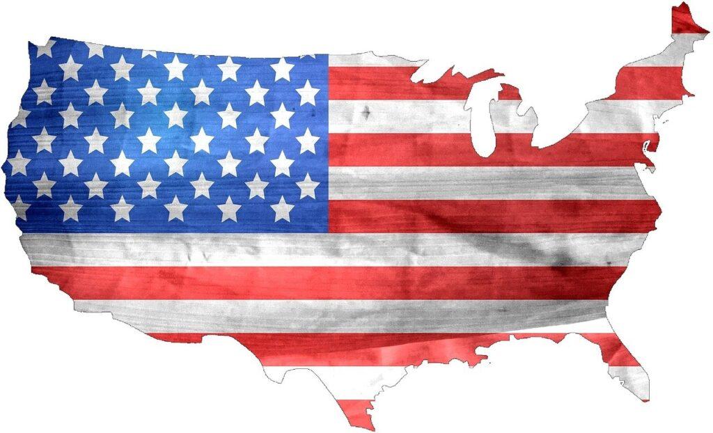 american flag, american, flag