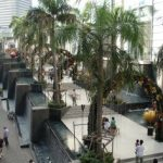 Siam Paragon from the Siam station