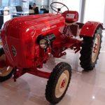A porche tractor!