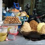 Lots of street vendors
