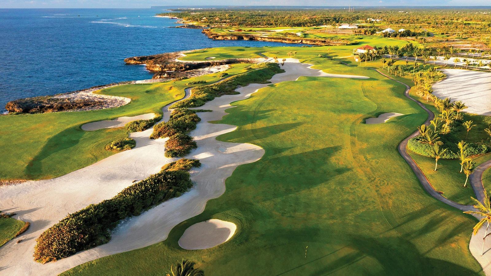 Puntacana Golf Resort-Corales golf punta cana_low height
