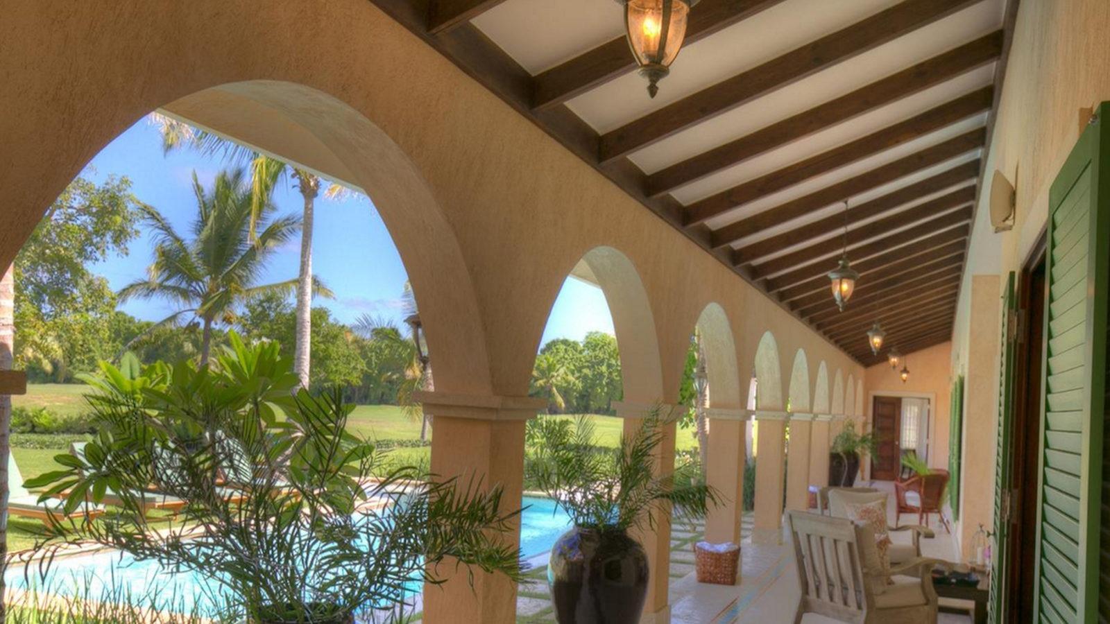 Puntacana Golf Resort-Punta Cana Villa #25
