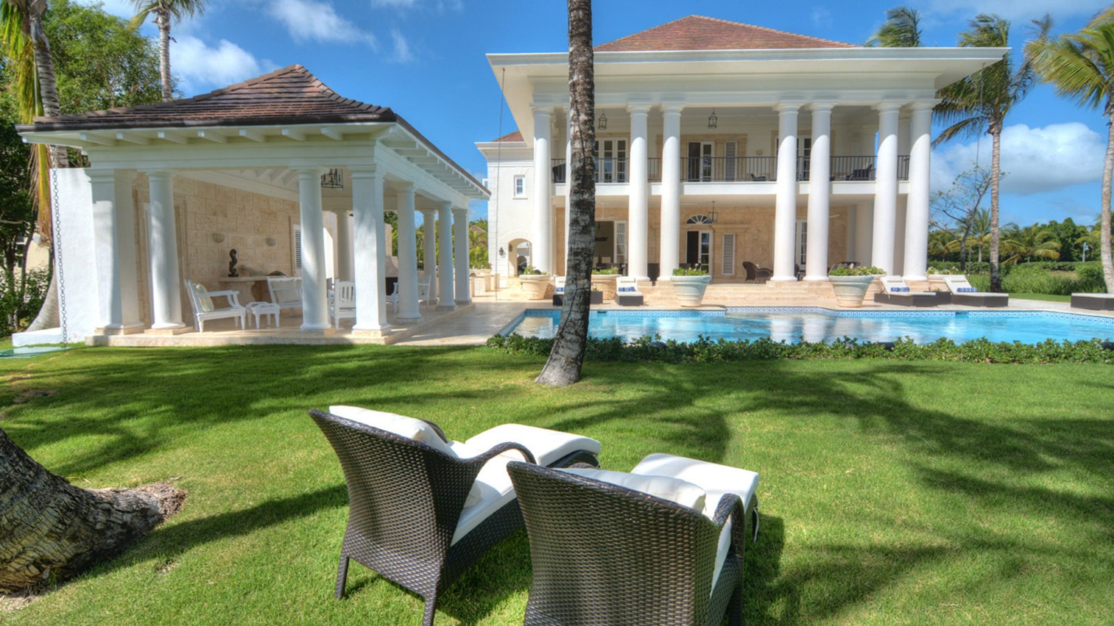 Puntacana Golf Resort-Punta Cana Villa Private home