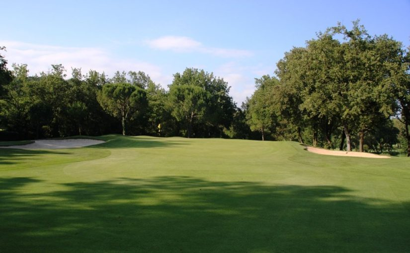 Cannes Mougins golf, south of france
