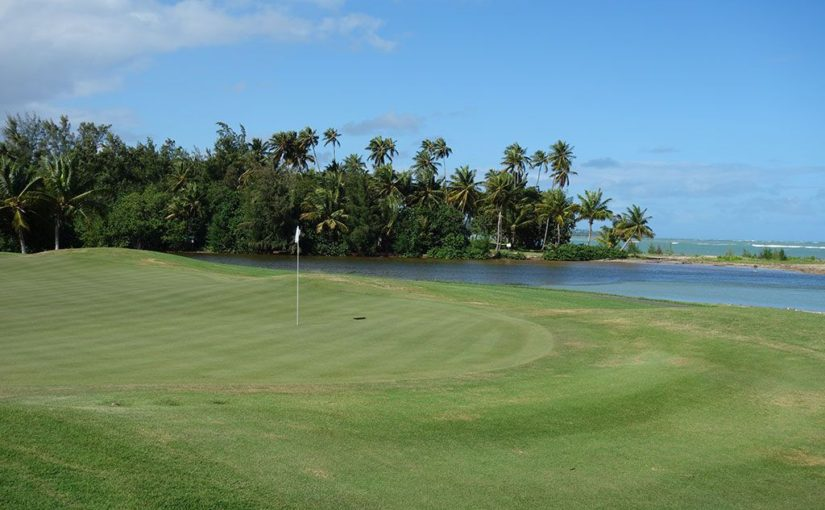 Coco-Beach-Championship Golf Course, Puerto Rico