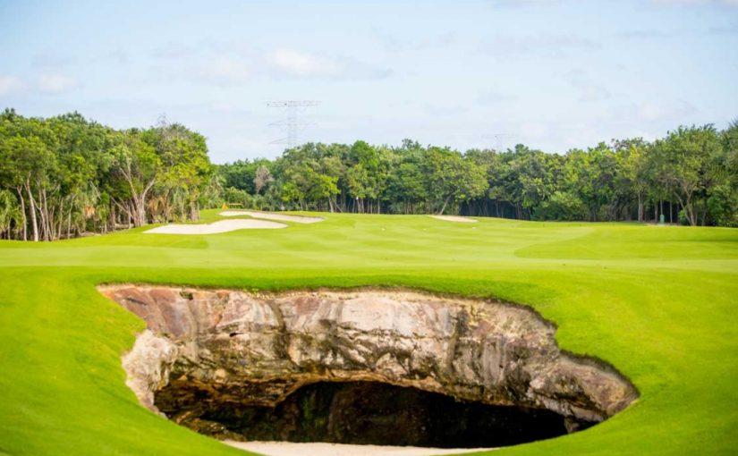 El Camaleon Mayakoba Golf Course, Mexico