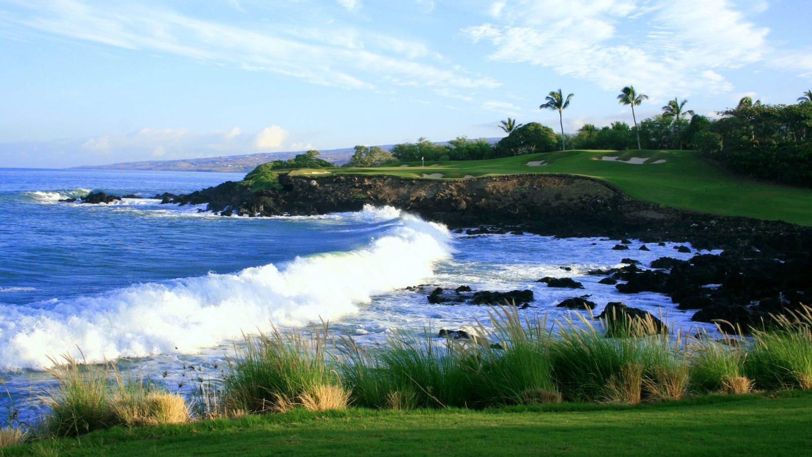 Mauna Kea golf resort-Hawaii-golf-1