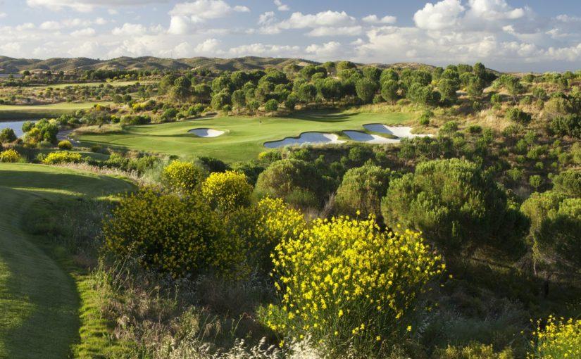 Monte Rei Algarve Portugal golf