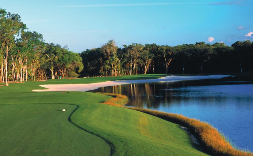 Cancun Golf Club, Mexico