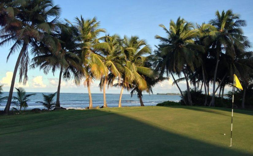 Rio Mar Ocean Golf Course, Puerto Rico