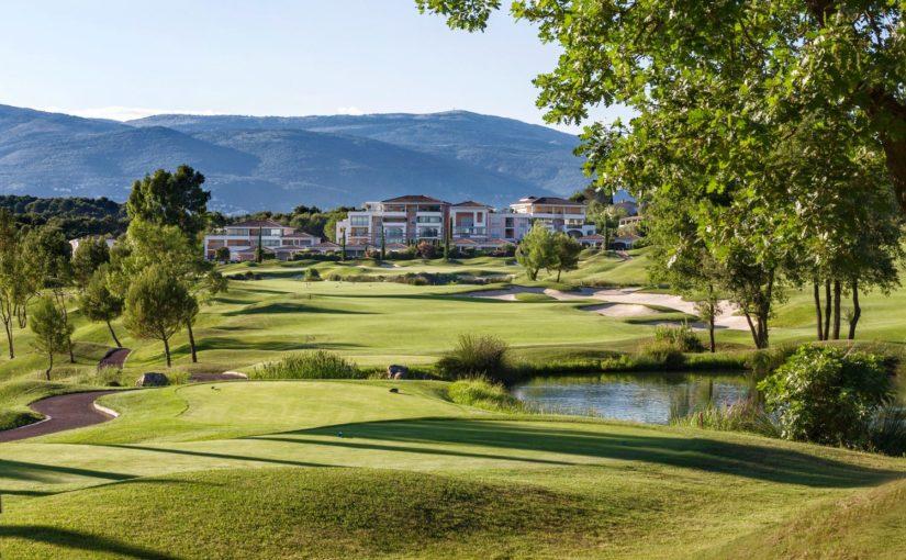 Royal Mougins golf club france