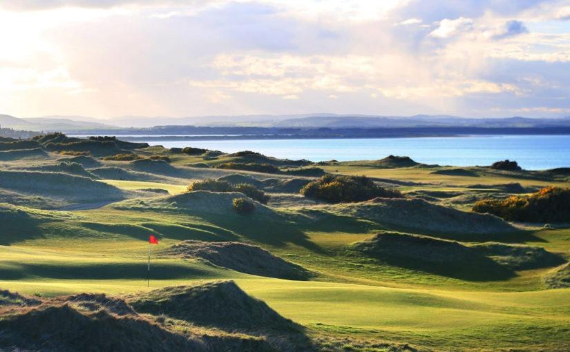 St Andrews Castle Course Scotland