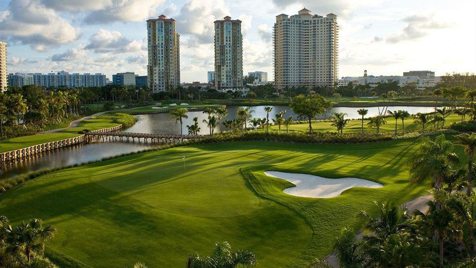 Turnberry Isle Miami golf-course-1