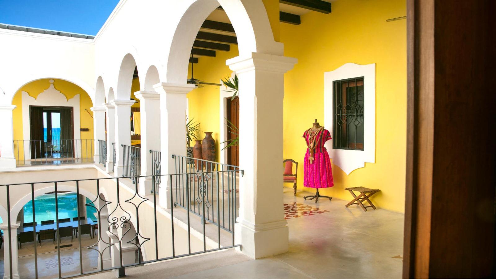Rivera Maya private villa 1-building