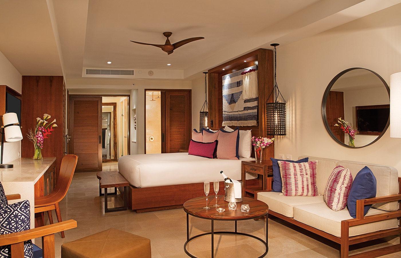 Secrets Cap Cana Golf Resort 3-room interior view