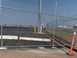 Projects RAAF Fence 1