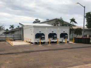 Projects RAAF Mess Container 1