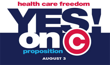 URGENT – Stop Obamacare in Missouri!