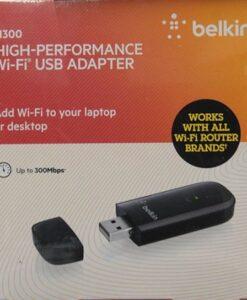 belkin n300 wifi usb adapter