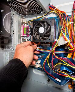 PC service repair