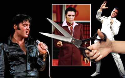 How Elvis Presley's Most Famous Costumes from the Historic '68 Comeback Special were Accidentally Saved from Destruction in 1971