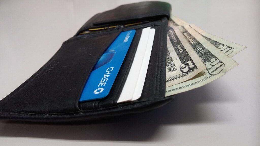 wallet, cash, money