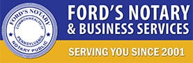 Ford's Notary & Business Services