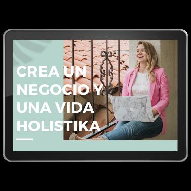 iPad crea una vida holistika