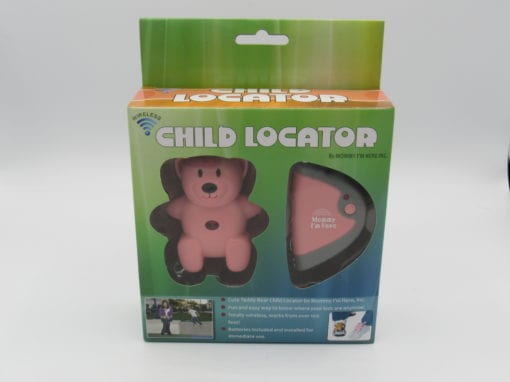 Mommy I'm Here Child Locator (Pink)