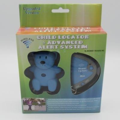 Child Locator & Advanced Alert System (Front)