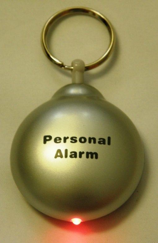 Panic Alarm Silver