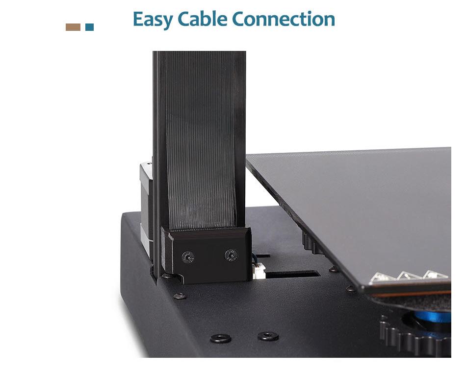 Artillery Genius Easy Cable Connection