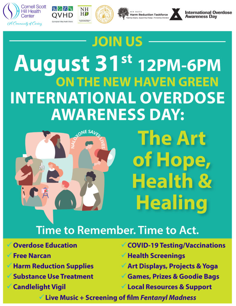 Overdose Awareness Day 2021