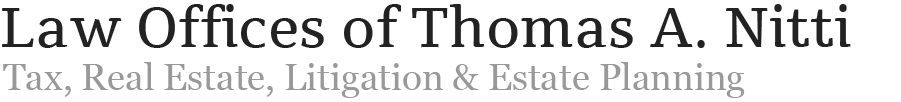 Law Offices of Thomas A. Nitti