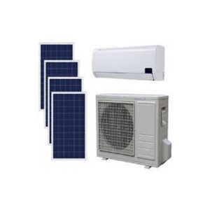 Affordable Power Solution Solar Aircon