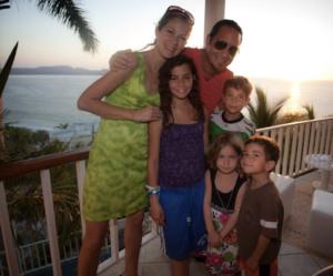 Steve Torres Family