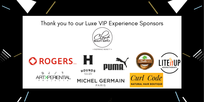 Luxe VIP Experience Sponsors - FINAL
