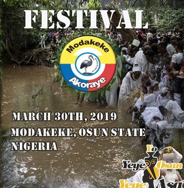 Yeye Asa Festival 2019