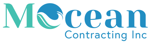 MOcean Contracting Inc Logo